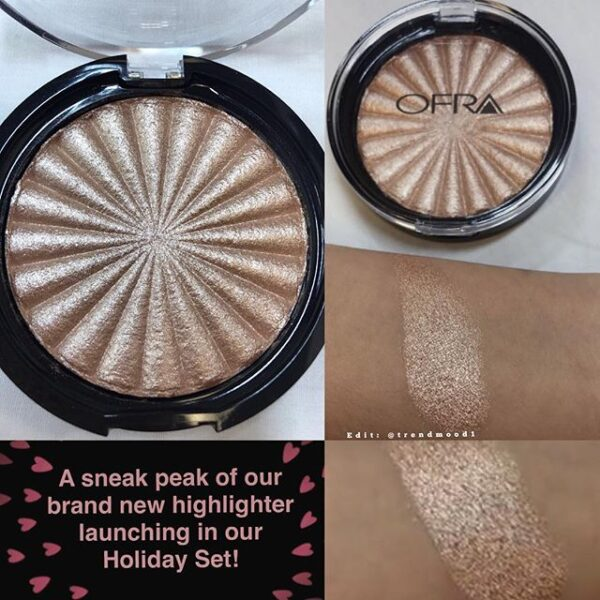 New Highlighter 🏼 By Ofracosmetics Yasssss One Of