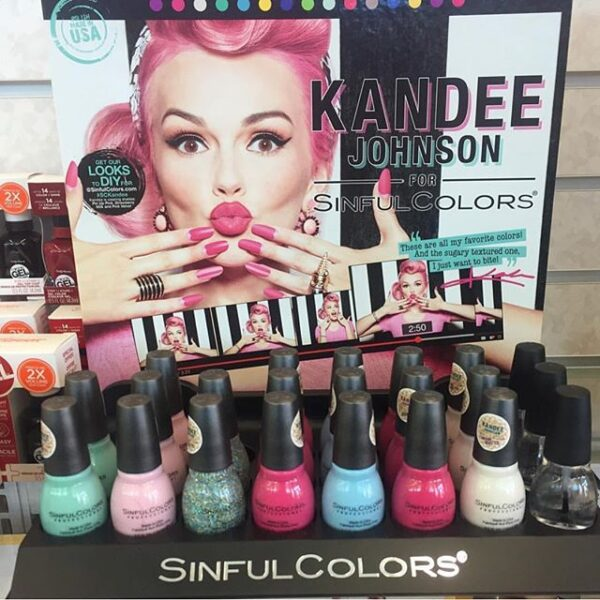 Image result for sinful colors kandee johnson