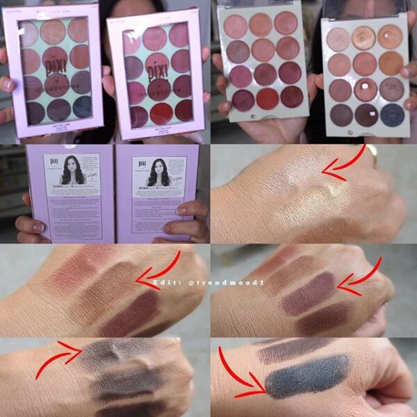 Pixi x Itsjudytime Get The Look Palette - It's Lip Time by Pixi by Petra #15