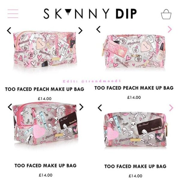 Available NOW! JUST The #MakeupBag and there are 2!!! NEW ...