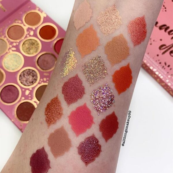 Truly Madly Deeply Eyeshadow Palette by Colourpop #5
